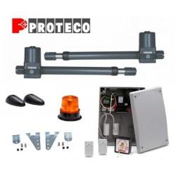 Kit Complet Pour Porte Battante Marque Proteco, Italy