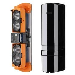 Détecteur barrière infrarouges Filaire |4 faisceaux Marque Digital