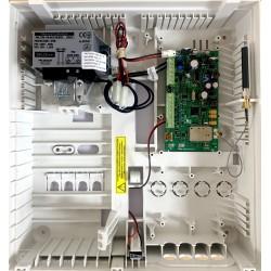 P16-32-64 Centrale D'alarme Hybride Anti-Intrusion Support Transmetteur Tél RTC ,Marque SECOLINK Certifiée Grade 2 Class 2