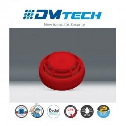 Siréne Intérieure conventionnelle Avec Flash rouge Verrouillage Lock, Marque Dmtech