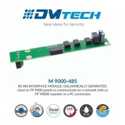 Module De Comunication Rs-485 Pour Connect Les Centrale Incendie Par Pc ,Marque Dmtech