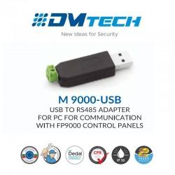 Module convertisseur USB to Rs485 Pour Connect Les Centrale Incendie ,Marque Dmtech