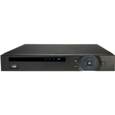 DVR 4 CH HDCVI FULL HD 1080P