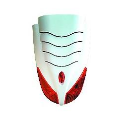 Siréne extérieure avec flash filaire, Marque TELETEK, ORIGINE BULGARIA
