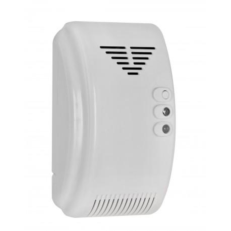 Détecteur combiné adressable - thermique et de fumée, Marque Teletek