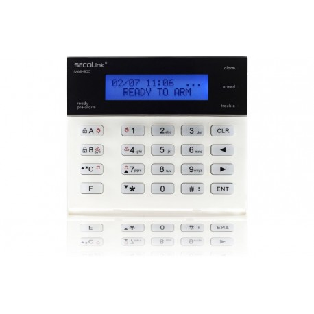 CLAVIER LCD AVEC CHARACTER , MARQUE SECOLINK