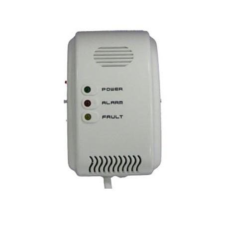 Detecteur de gaz autonome avec sirene incluse